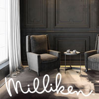 Featuring area rugs by Milliken Floor Covering.